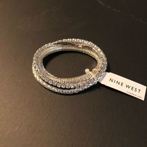 Nine West Bracelet Set - Silver